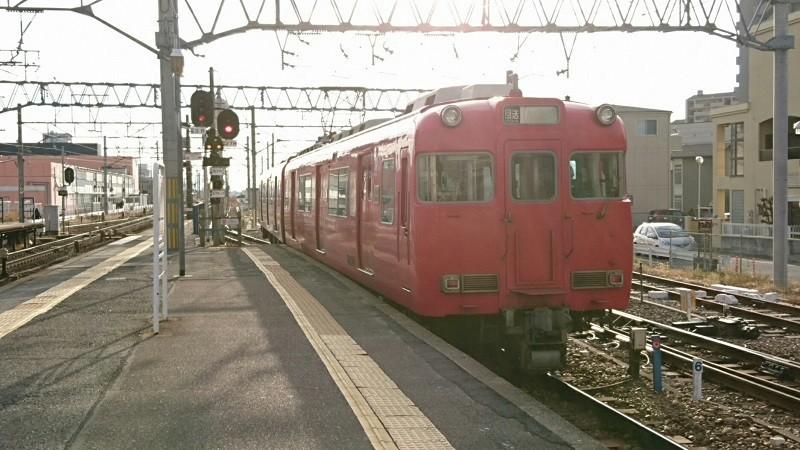 2017.12.18 名古屋 (2) しんあんじょう - 回送電車 800-450