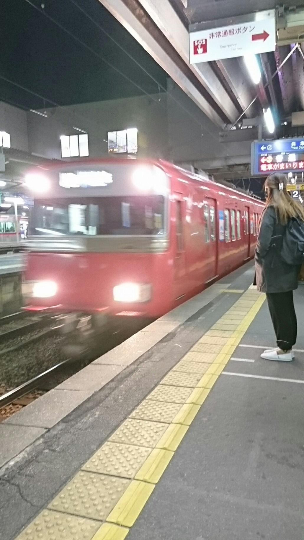 2017.12.19 名古屋 (20) しんあんじょう - しんあんじょういきふつう 1030-1830