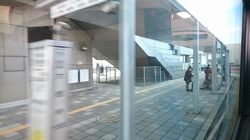 2017.12.25 (4) 奥殿陣屋いきバス - 岡崎駅前 800-450
