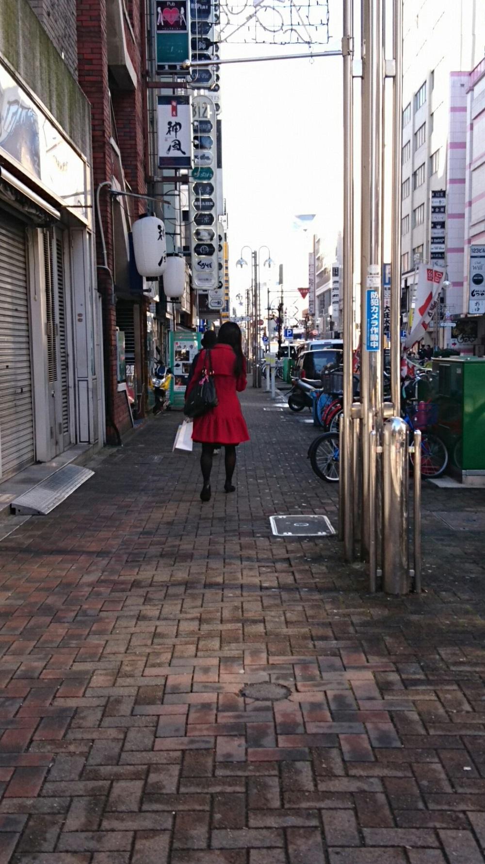 2017.12.28 犬山 (13) 錦三丁目 - 東本重町どおり 1000-1780