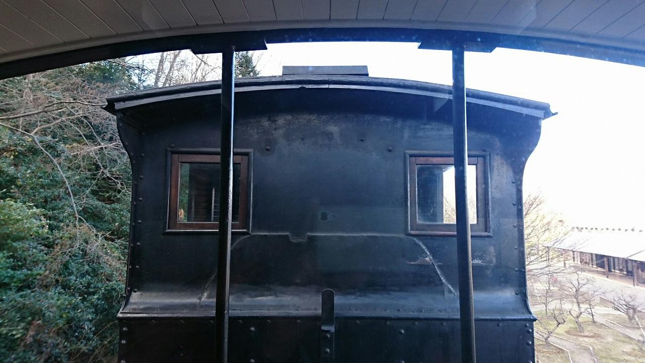 2017.12.28 明治村 (11) 蒸気機関車 1280-720