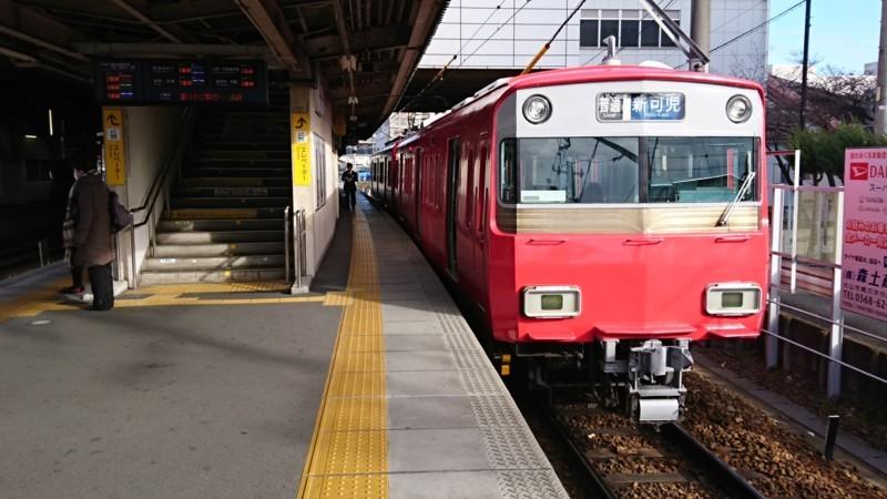 2017.12.29 犬山 (2) 6番 - 新可児いきふつう 1920-1080