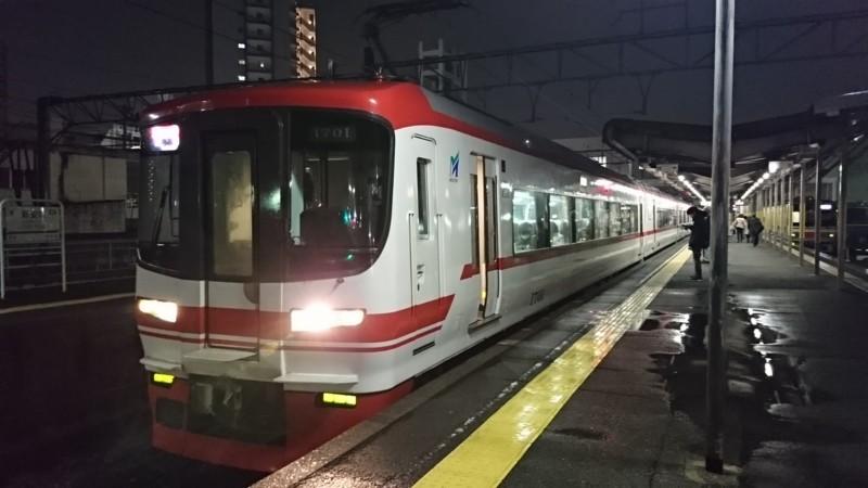 2018.1.8 名古屋 (17) しんあんじょう - 豊橋いき特急 1920-1080