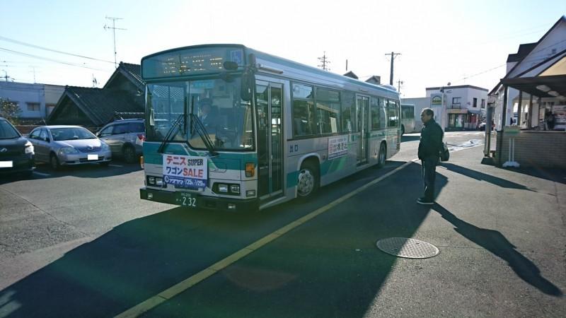 2018.1.11 みさくぼ (22) 西鹿島駅バス停 - 北遠本線バス 1920-1080
