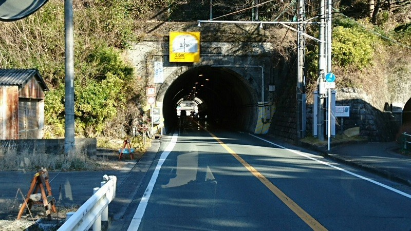 2018.1.11 みさくぼ (28) 北遠本線 - トンネル 800-450
