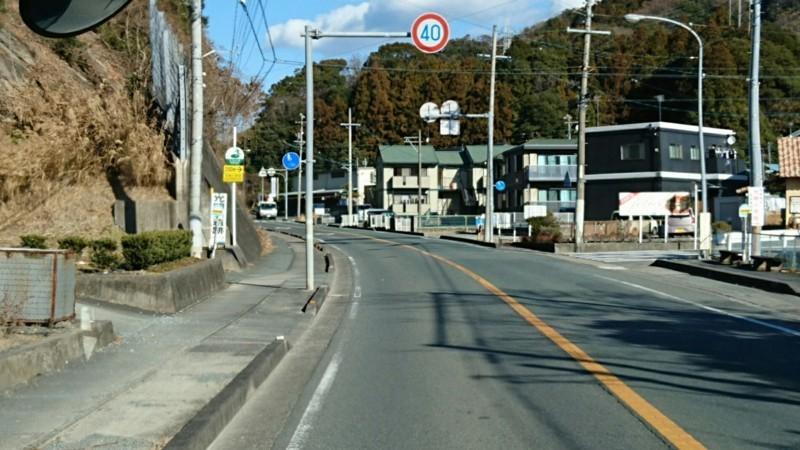2018.1.11 みさくぼ (44) 北遠本線 - 光が丘中学校前バス停 1280-720