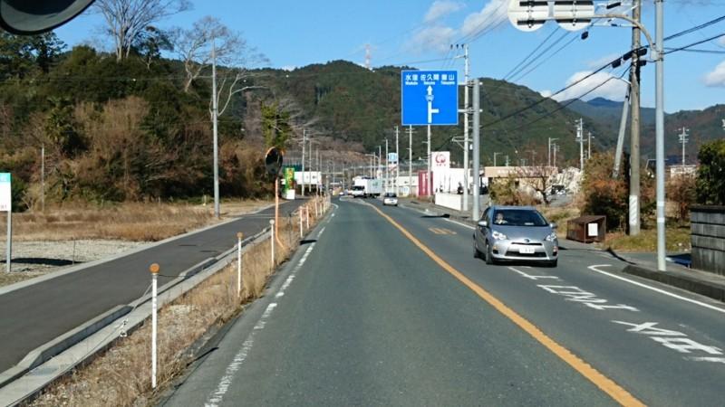 2018.1.11 みさくぼ (45) 北遠本線 - 上臈塚バス停 1280-720
