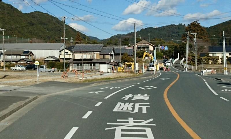 2018.1.11 みさくぼ (46) 北遠本線 - 島町バス停 800-480