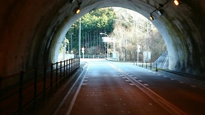 2018.1.11 みさくぼ (74) 北遠本線 - トンネルでぐち 800-450