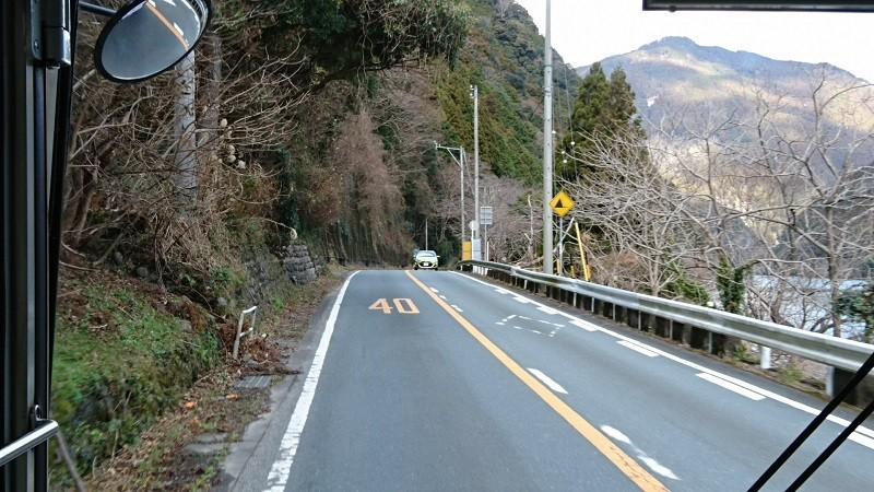 2018.1.11 みさくぼ (94) 北遠本線 - 川端バス停 800-450