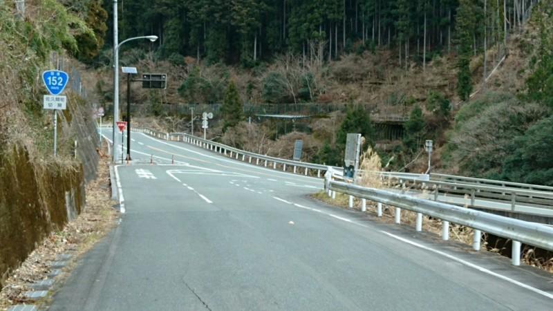 2018.1.11 みさくぼ (149) 北遠本線 - 切開(きいなま)バス停 1280-720