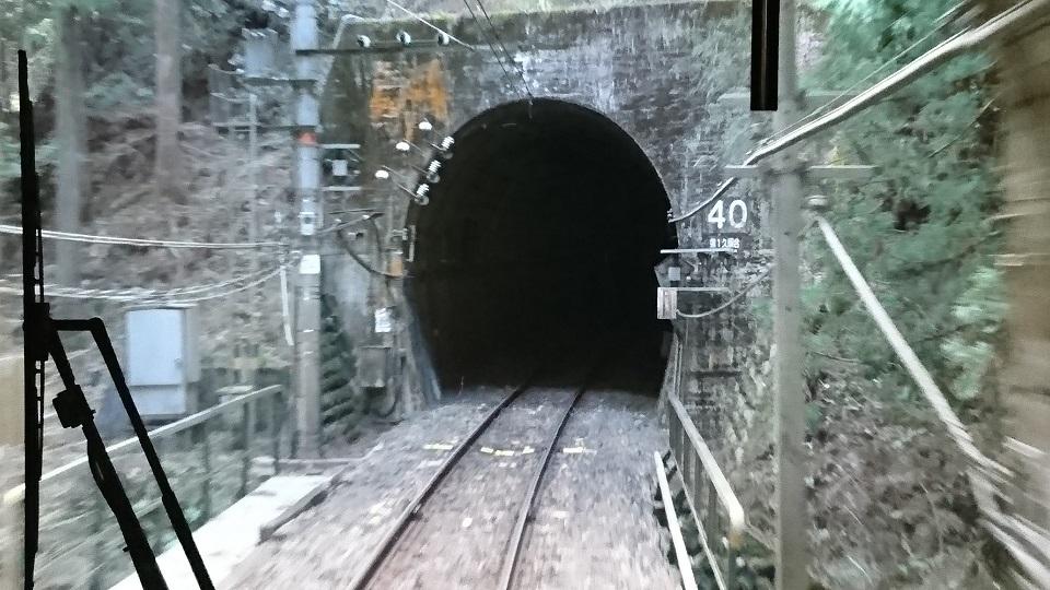 2018.1.11 みさくぼ (209) 豊橋いきふつう - トンネル(向市場-城西間) 960-540