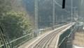 2018.1.11 みさくぼ (212) 豊橋いきふつう - ブーメラン橋(向市場-城西間