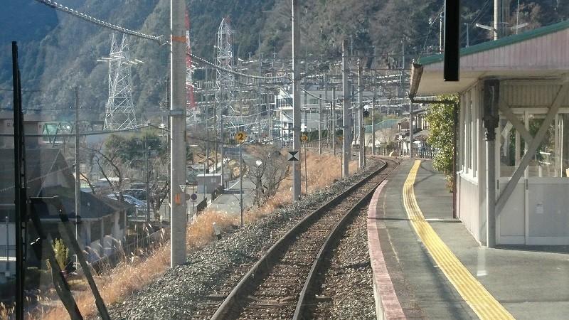 2018.1.11 みさくぼ (236) 豊橋いきふつう - 佐久間 800-450