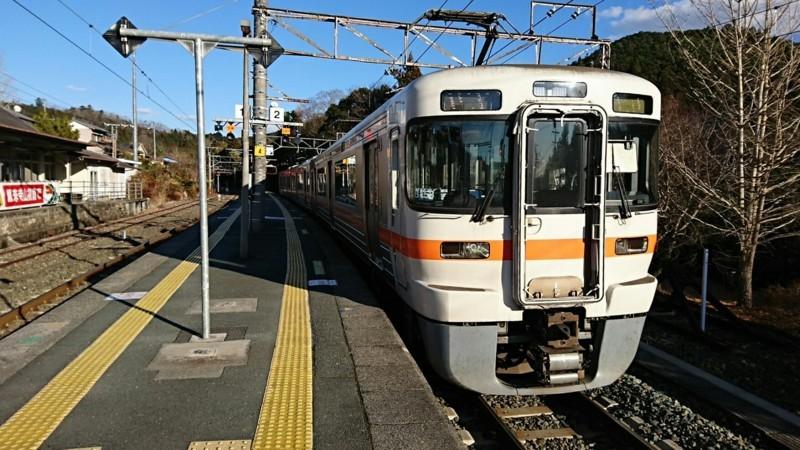 2018.1.11 みさくぼ (238) 本長篠 - 豊橋いきふつう 1600-900
