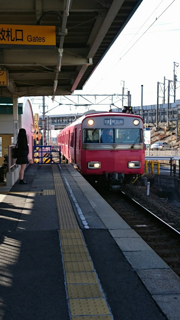 2018.1.15 名古屋 (1) 古井 - しんあんじょういきふつう 720-1280