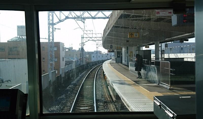 2018.1.23 弥富 (22) 佐屋いきふつう - 津島 800-470