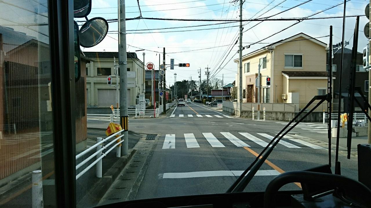 2018.2.5 東山住宅線 (30) 上野町2丁目交差点 1280-720