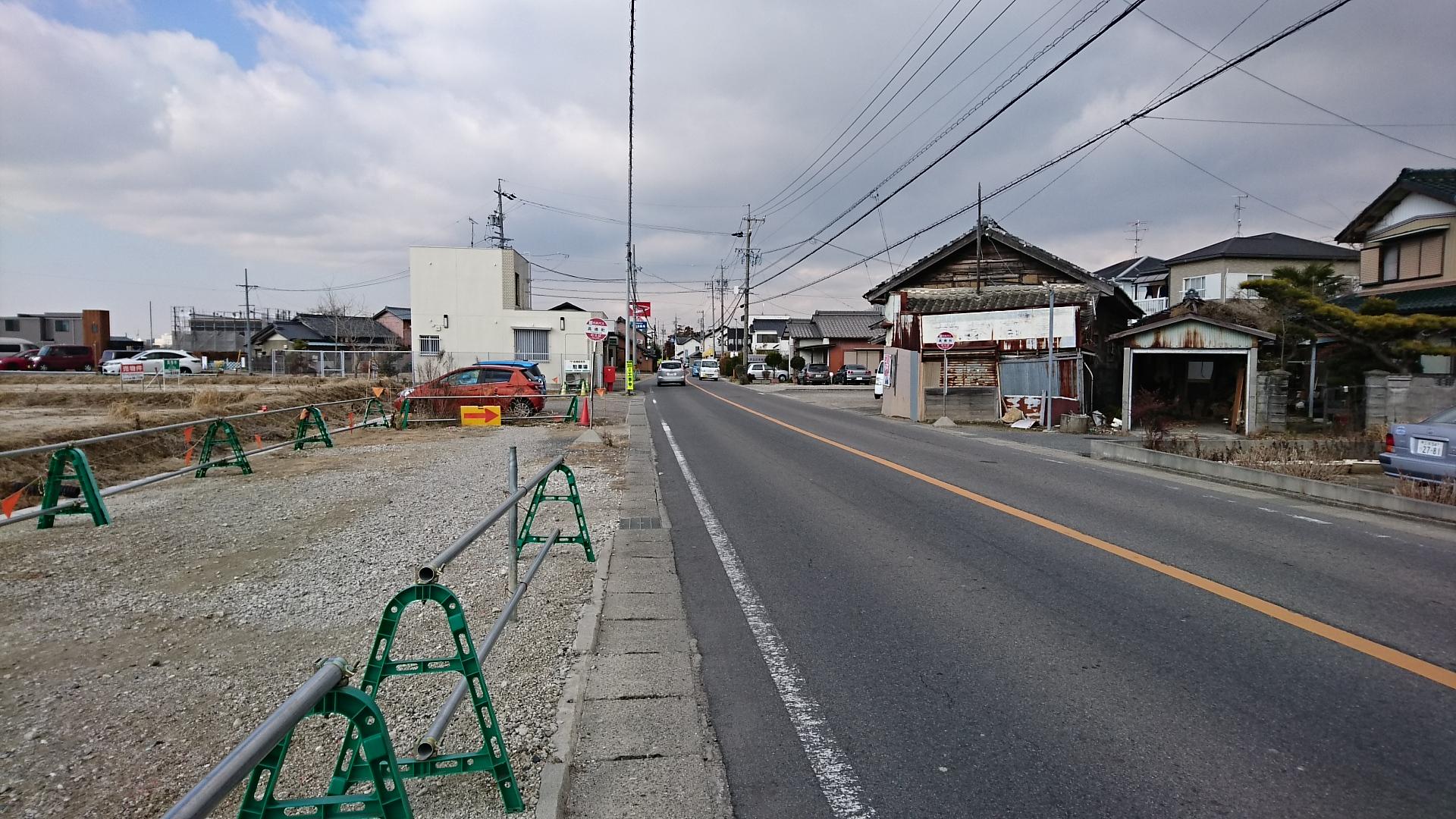 2018.2.5 東山住宅線 (64) 高橋町バス停 1920-1080