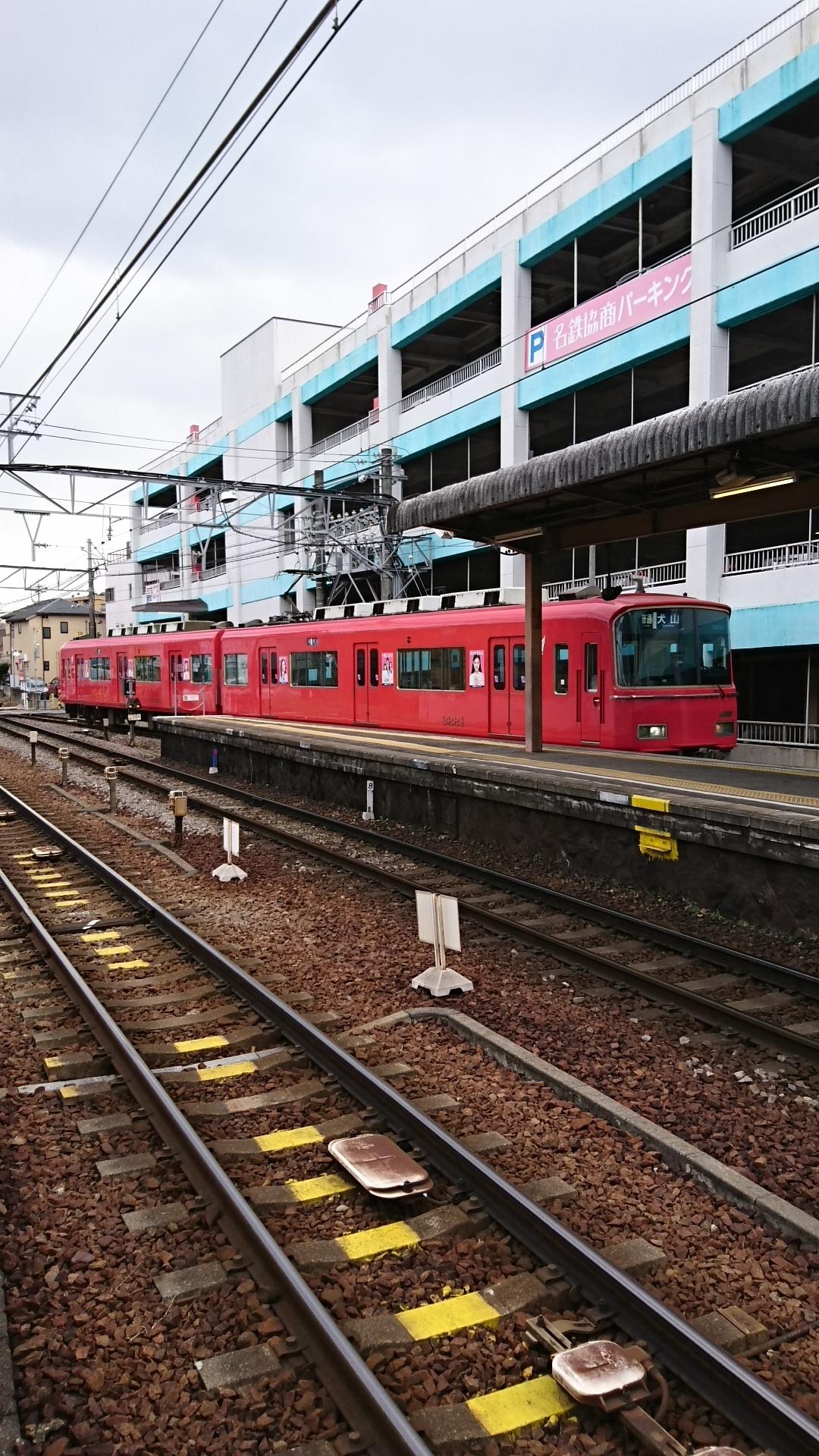 2018.2.13 豊橋 (7) 東岡崎 - 犬山いきふつう 1080-1920