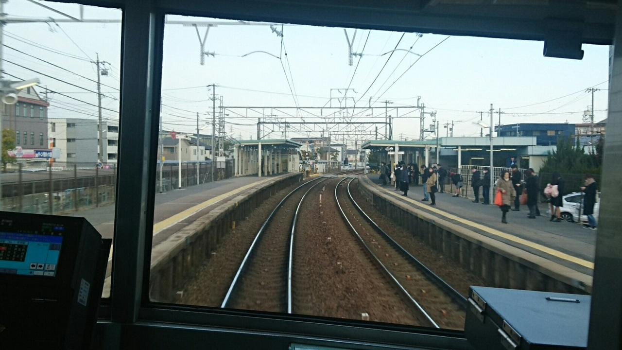 2018.2.19 岐阜 (8) 弥富いき急行 - 一ツ木 1280-720