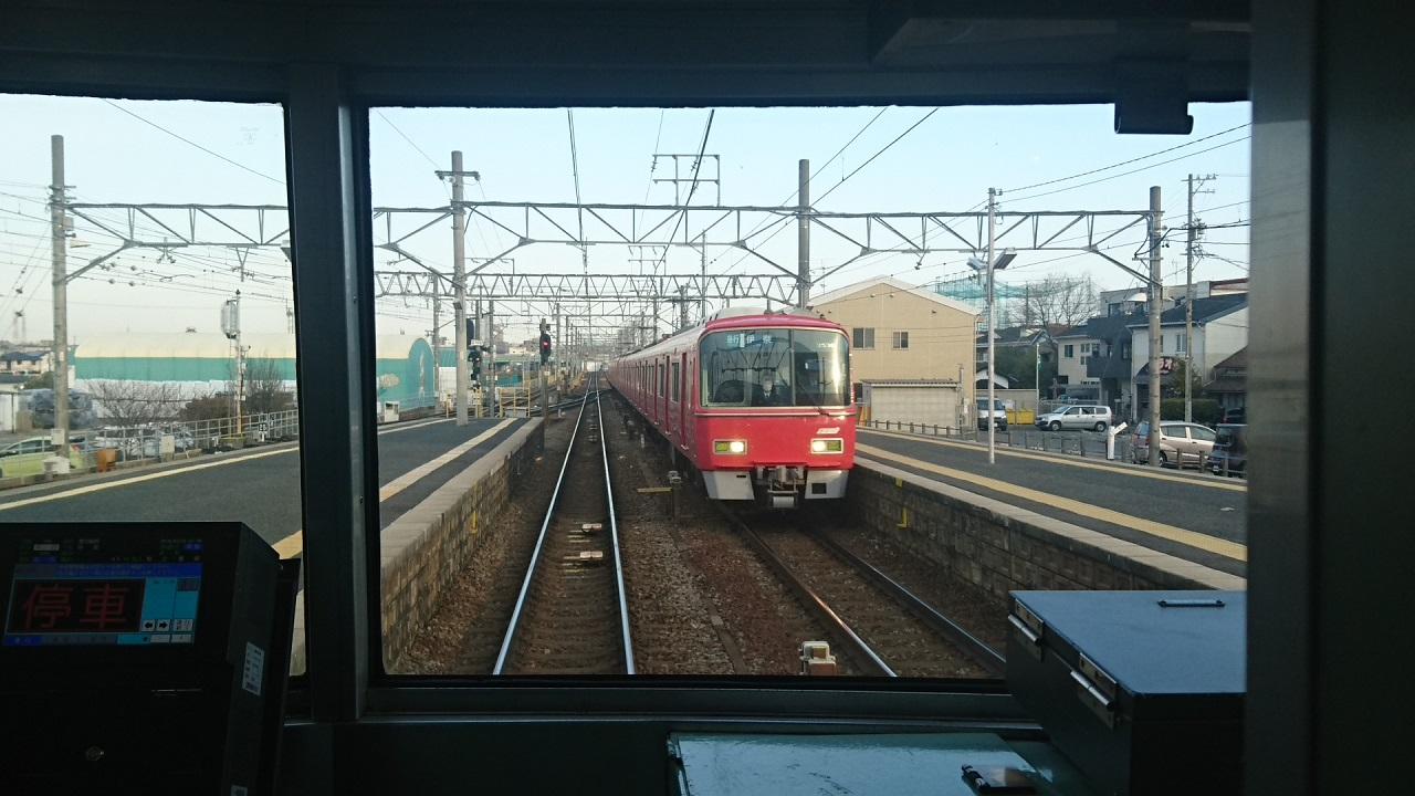 2018.2.19 岐阜 (12) 弥富いき急行 - 豊明 1280-720