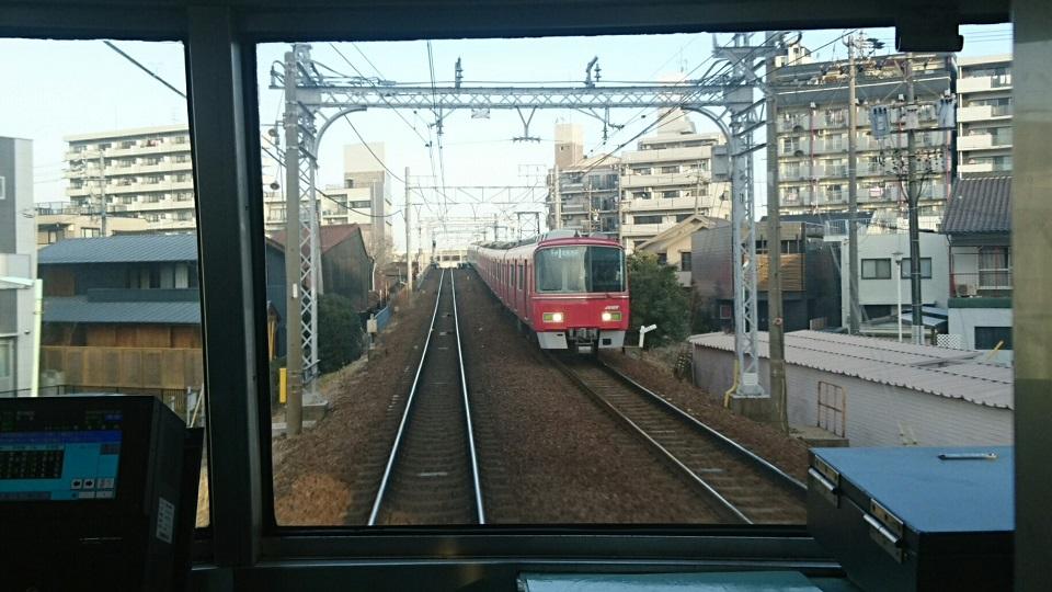 2018.2.19 岐阜 (26) 弥富いき急行 - 呼続すぎ 960-540