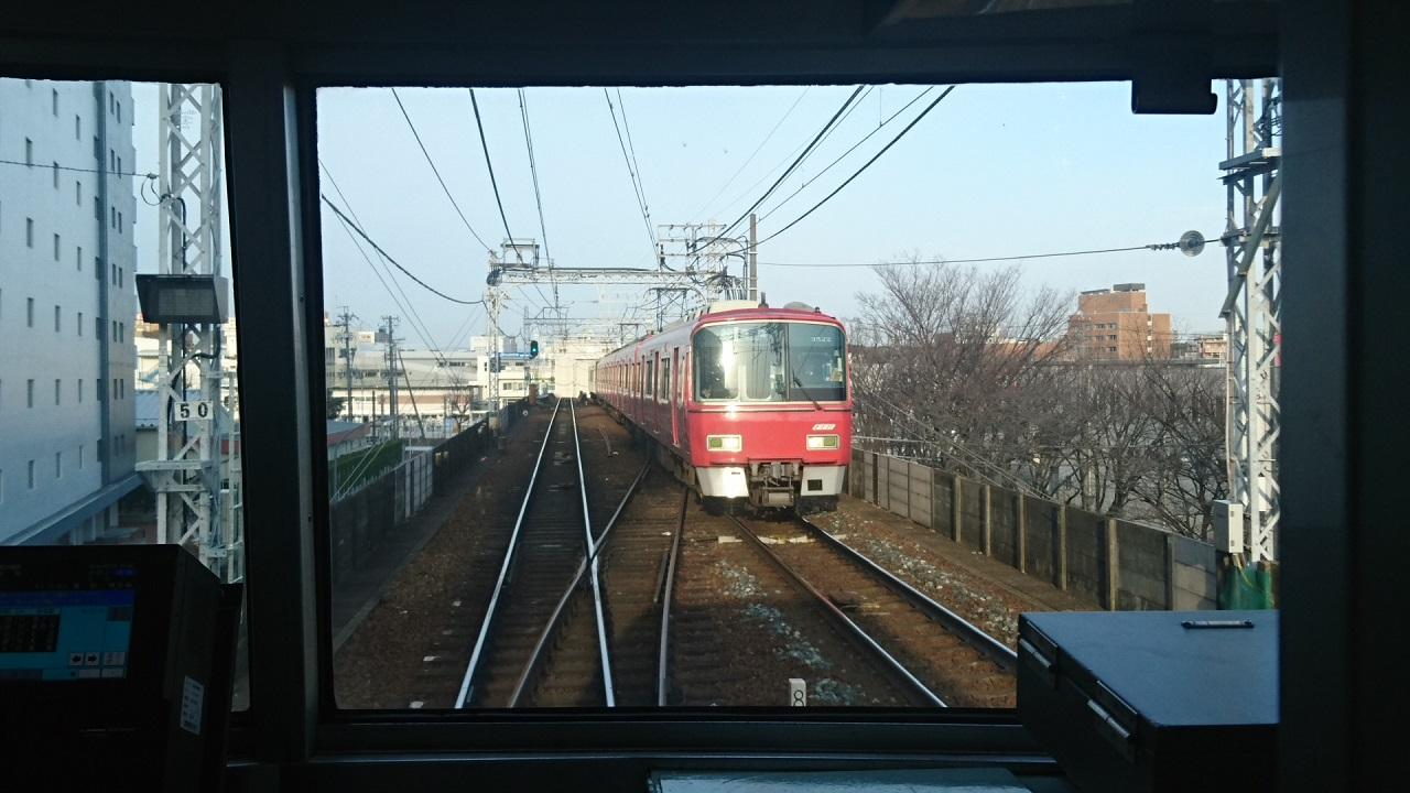 2018.2.19 岐阜 (28) 弥富いき急行 - 堀田すぎ 1280-720