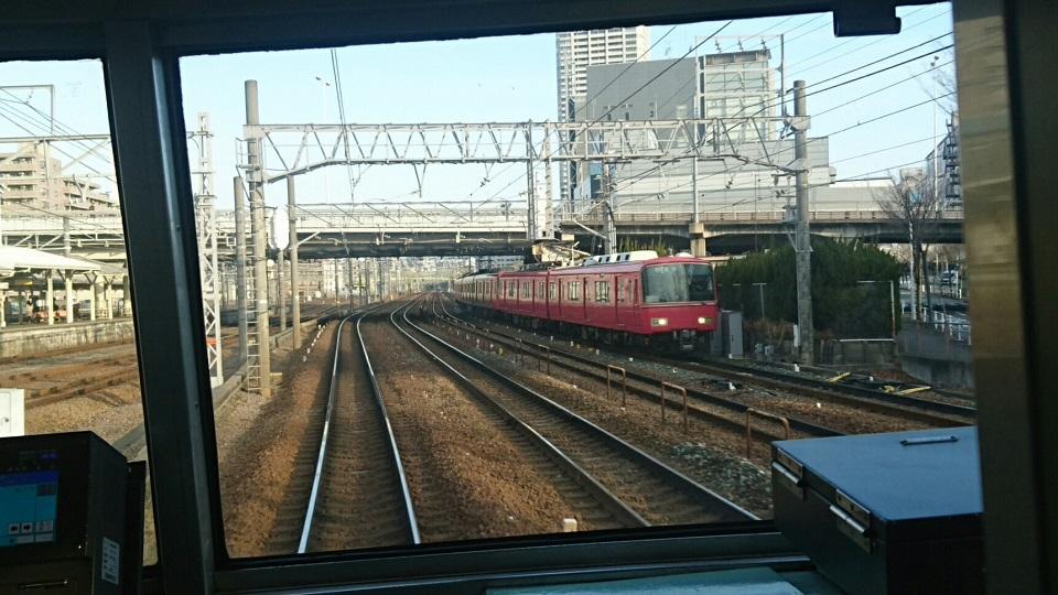 2018.2.19 岐阜 (30) 弥富いき急行 - 神宮前-金山間 960-540