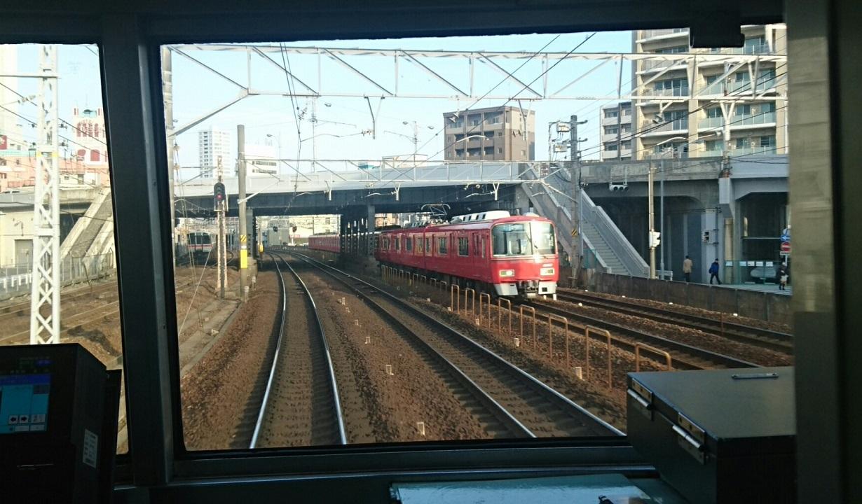 2018.2.19 岐阜 (31) 弥富いき急行 - 神宮前-金山間 1230-720