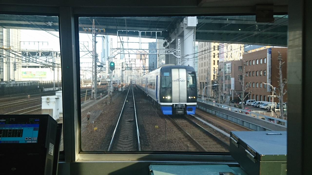 2018.2.19 岐阜 (35) 弥富いき急行 - 山王-名古屋間 1280-720