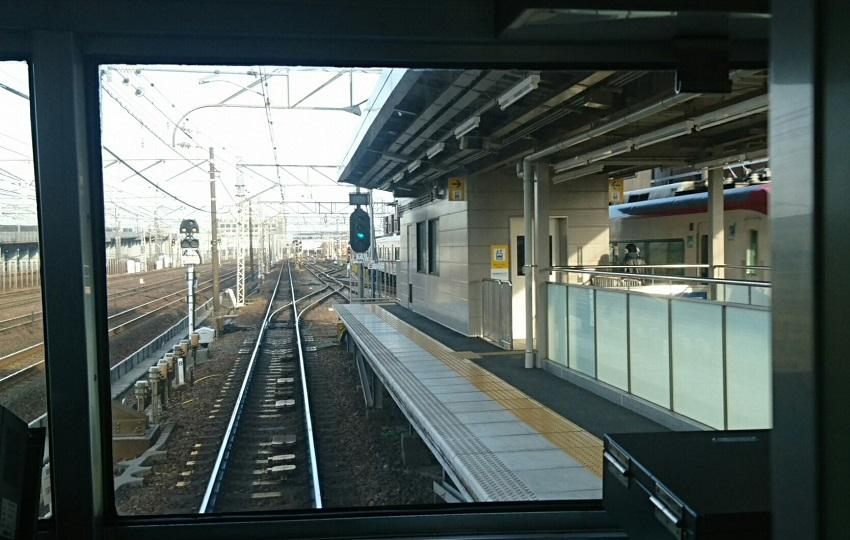 2018.2.19 岐阜 (39) 弥富いき急行 - 栄生 850-540