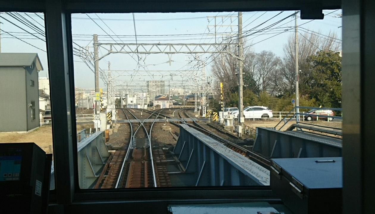 2018.2.19 岐阜 (44) 弥富いき急行 - 枇杷島分岐点 1260-720
