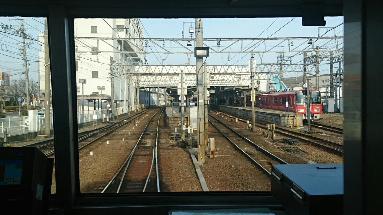 2018.2.19 岐阜 (49) 弥富いき急行 - 須ヶ口 1280-720