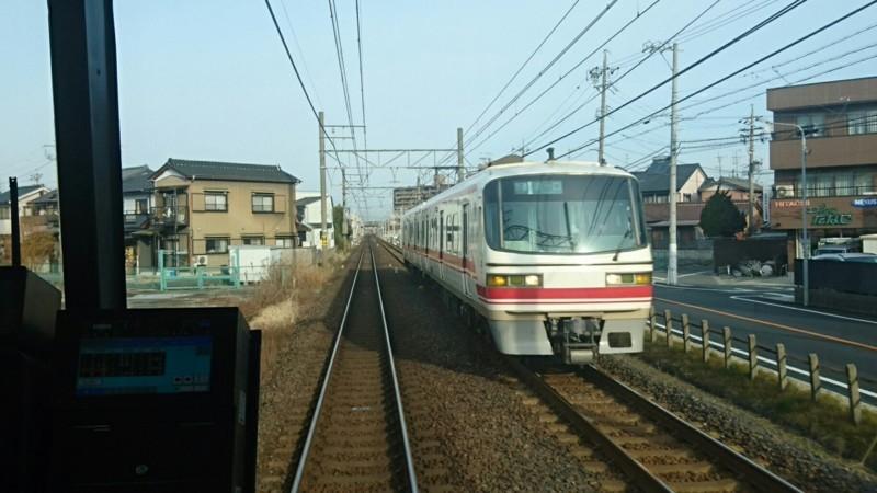 2018.2.19 岐阜 (61) 岐阜いきふつう - 新清州-大里間 1280-720