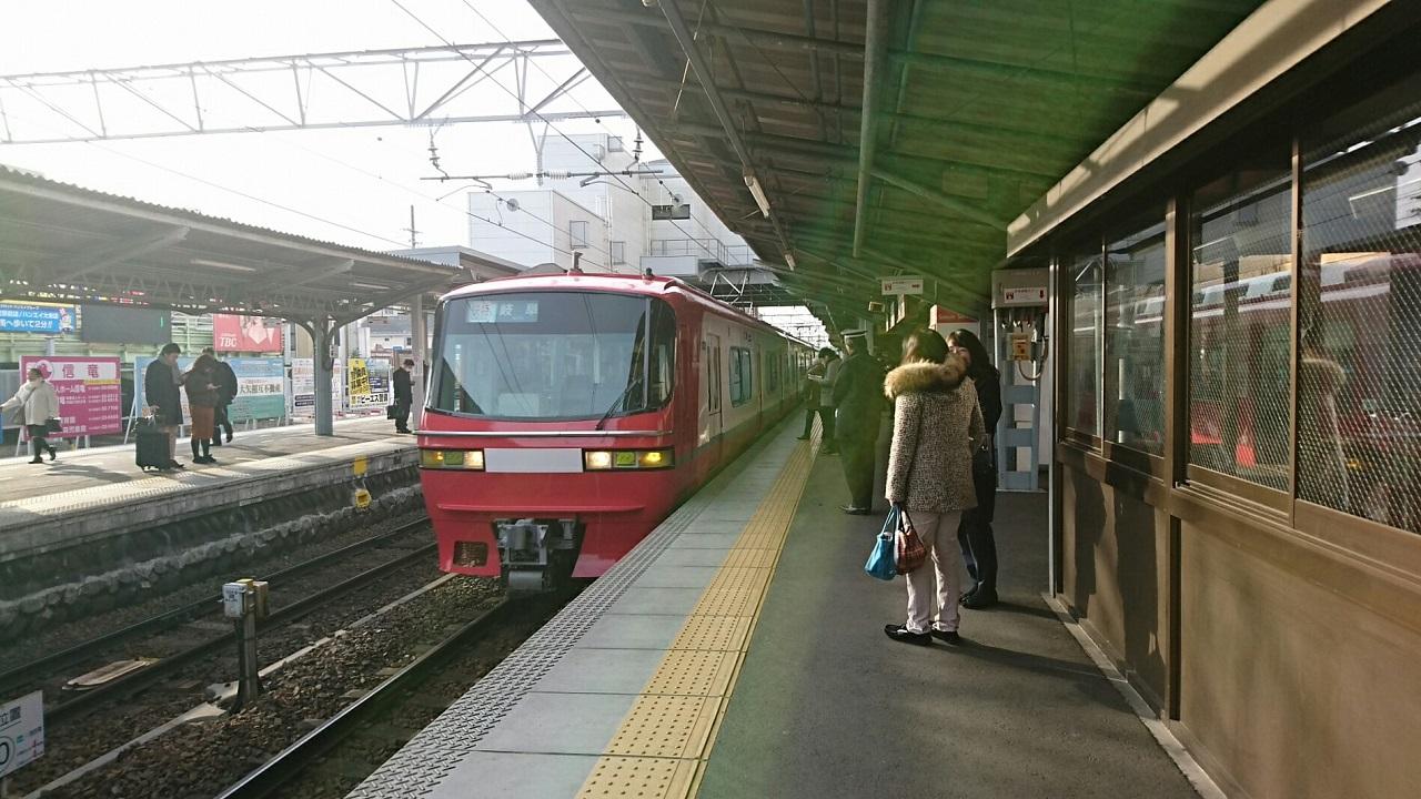 2018.2.19 岐阜 (68) 国府宮 - 岐阜いき快速特急 1280-720