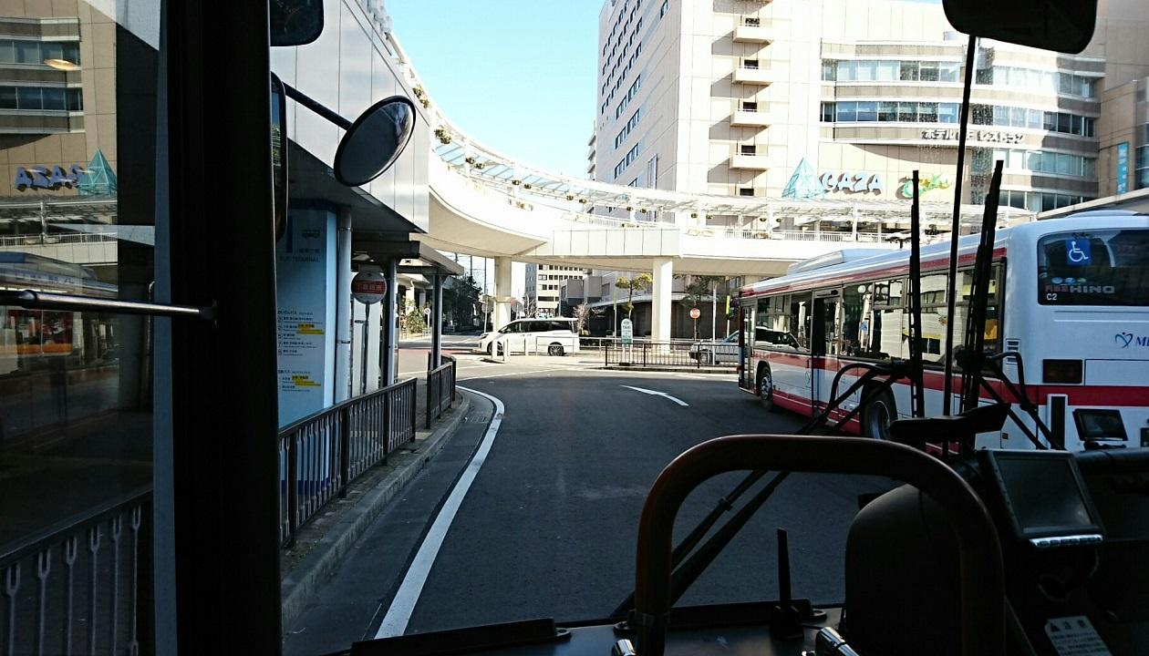 2018.2.27 (29) 中垣内いきバス - 豊田市しゅっぱつ 1260-720