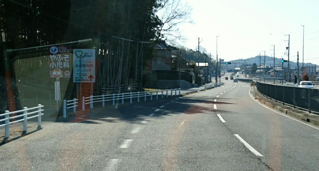 2018.2.27 (38) 中垣内いきバス - 森バス停 1280-690