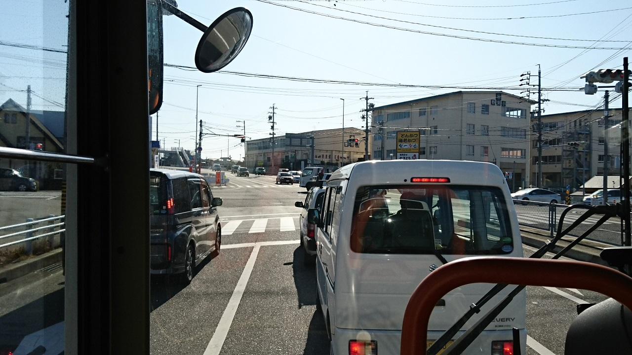2018.2.27 (40) 中垣内いきバス - 野見小学校西交差点 1280-720