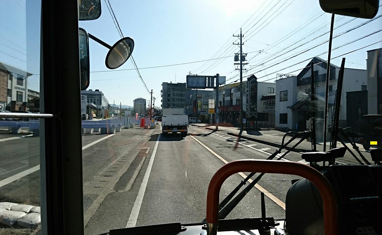 2018.2.27 (43) 中垣内いきバス - 神池町バス停てまえ 1170-720