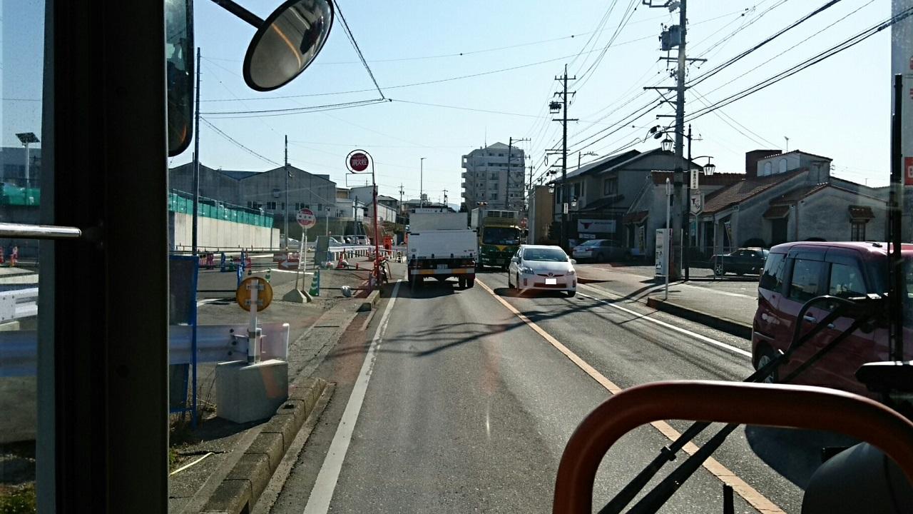 2018.2.27 (44) 中垣内いきバス - 神池町バス停 1280-720