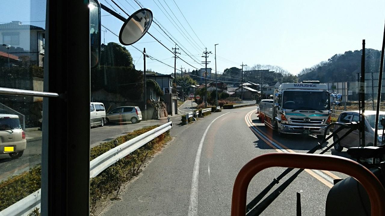 2018.2.27 (47) 中垣内いきバス - 泉町バス停 1280-720