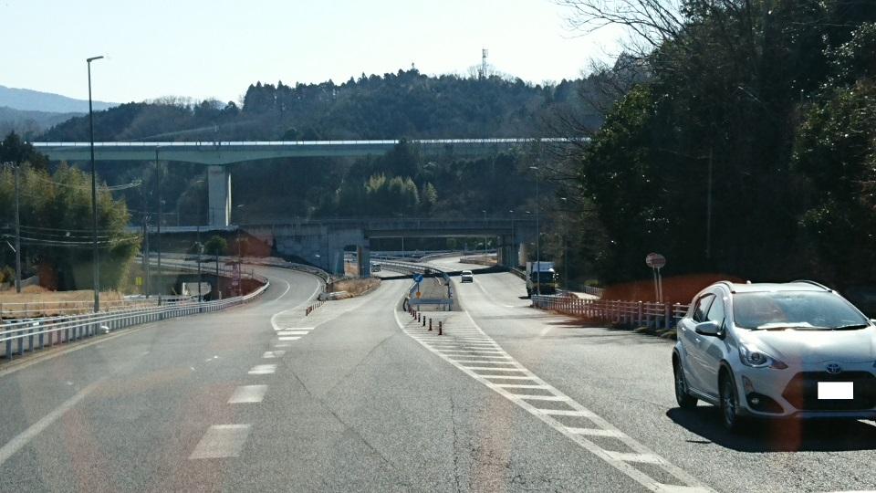 2018.2.27 (51) 中垣内いきバス - 志賀住宅前バス停 960-540