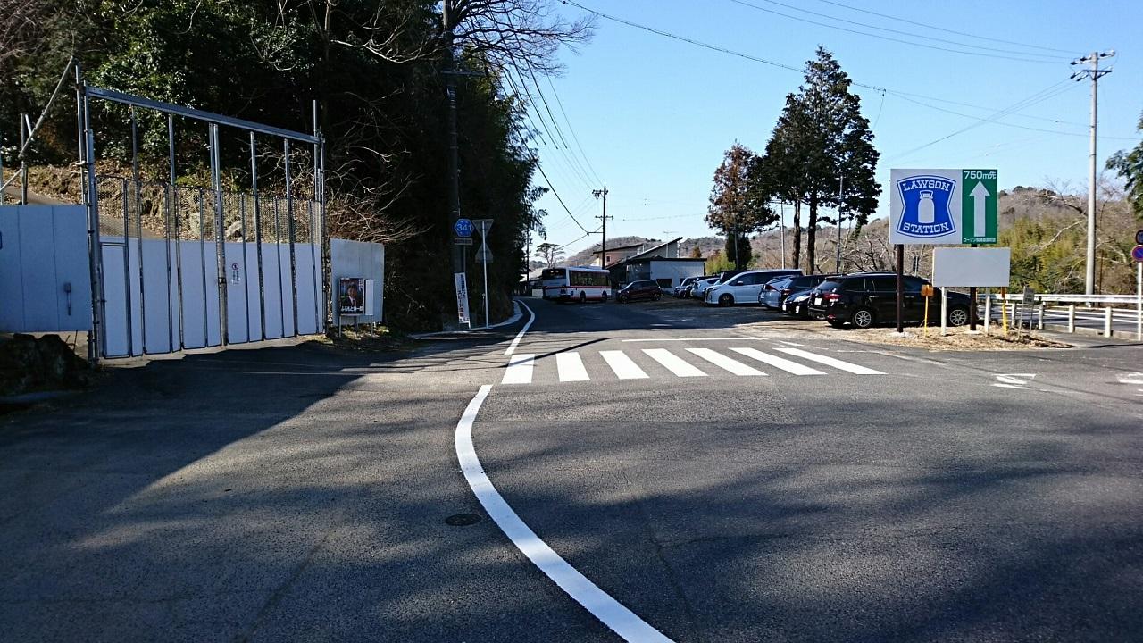 2018.2.27 (72) 中垣内バス停からみなみむき 1280-720