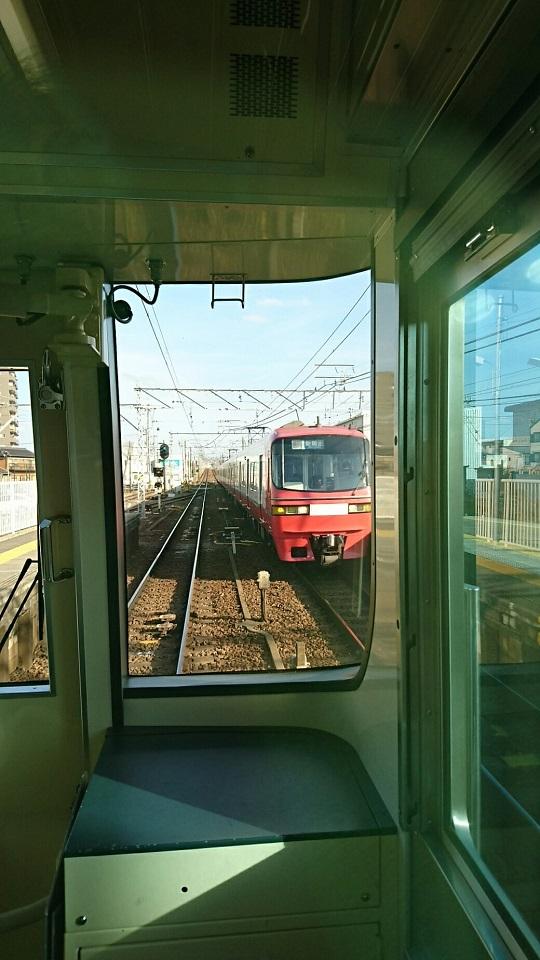 2018.3.4 (9) 東岡崎いきふつう - 矢作橋(新鵜沼いき快速特急) 540-960