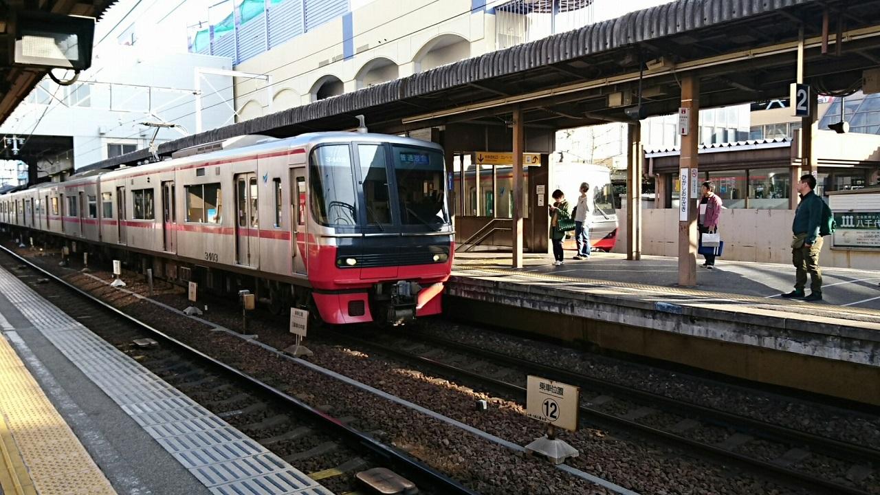 2018.3.4 (20) 東岡崎 - 岩倉いきふつうと回送 1280-720