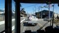 2018.3.6 坂戸 (42) 名鉄バス - 矢作町橋塚交差点左折 800-450