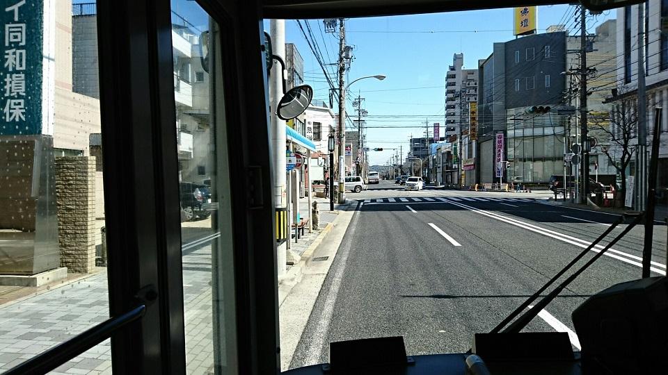 2018.3.6 坂戸 (63) 名鉄バス - 中伝馬バス停 960-540