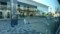 2018.3.6 市民病院から (4) 岡崎駅前いき快速バス - 図書館交流プラザバス