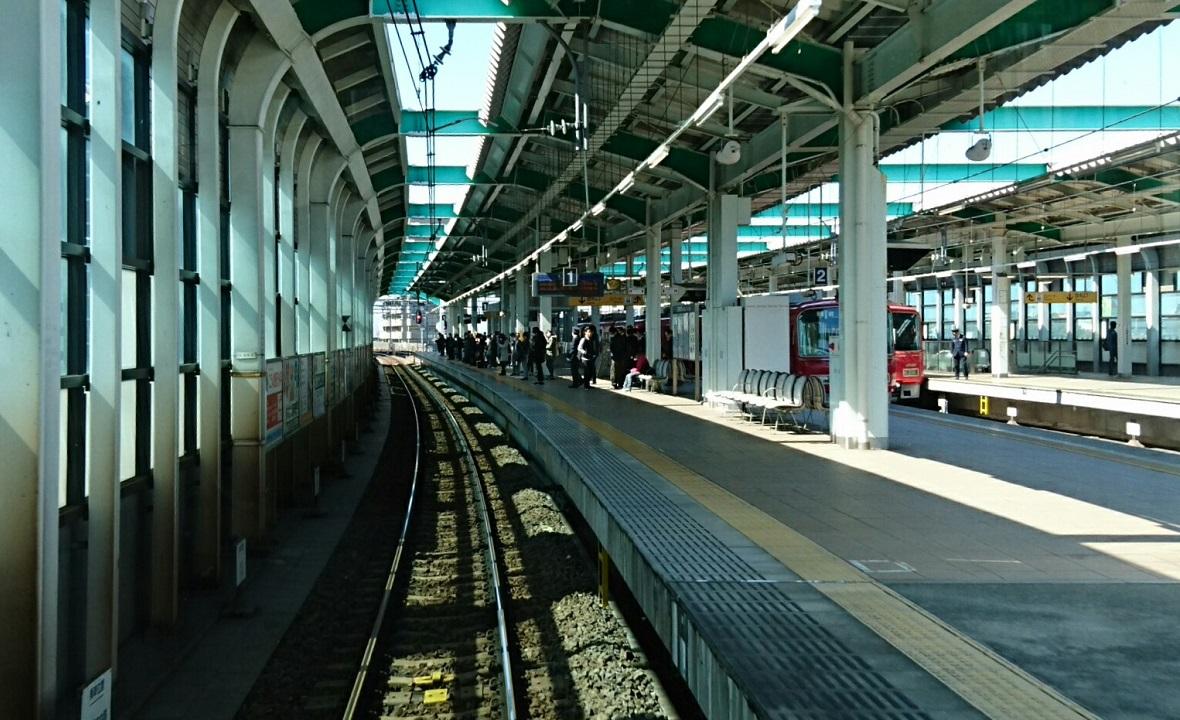 2018.3.12 杁ヶ池公園 (24) 弥富いき急行 - 鳴海 1180-720